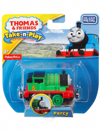 Thomas & Friends Take n Play Percy Engine
